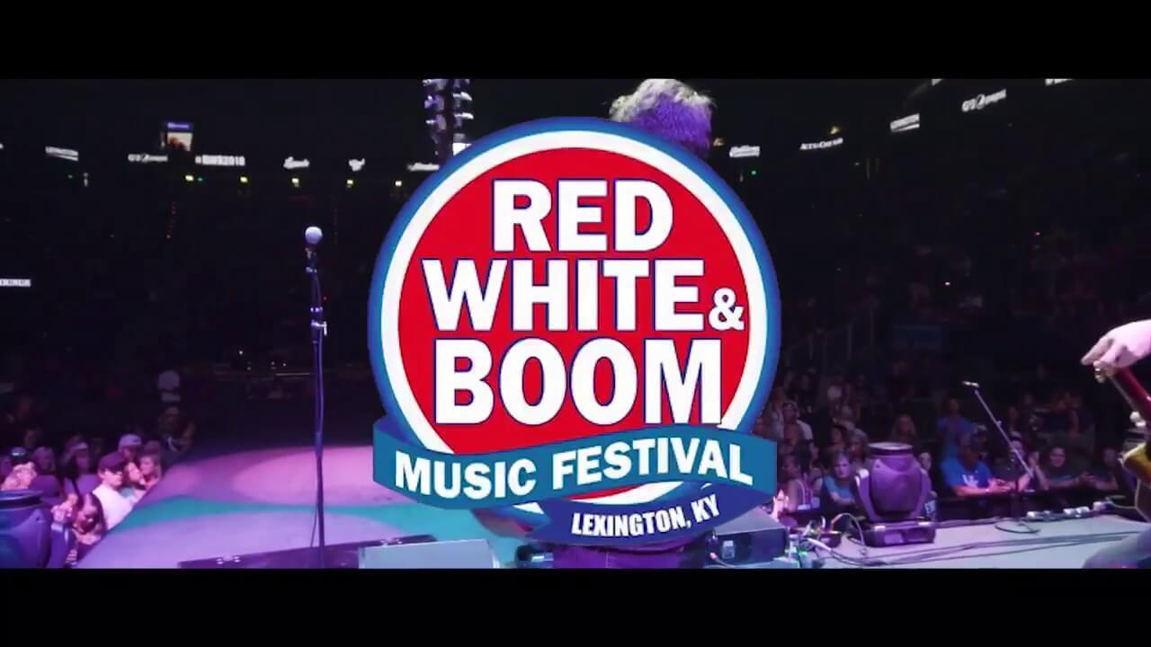 Red, White & BOOM Concert
