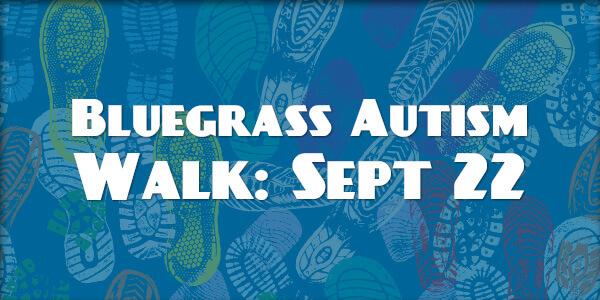 Bluegrass Autism Walk 2019