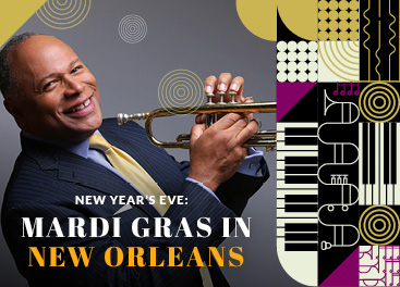 New Year's Eve: Mardi Gras in New Orleans