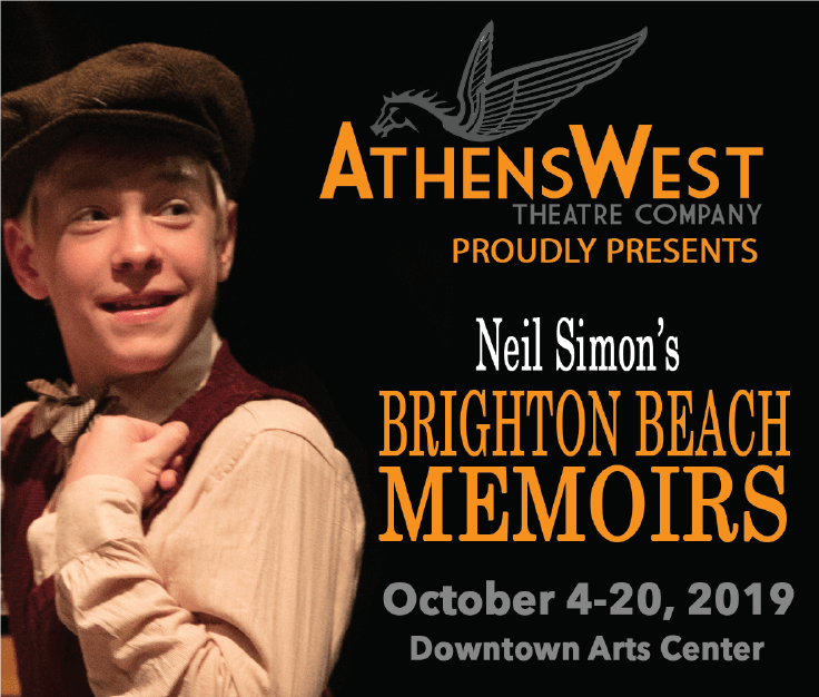 AthensWest Theatre Company at Downtown Arts Center