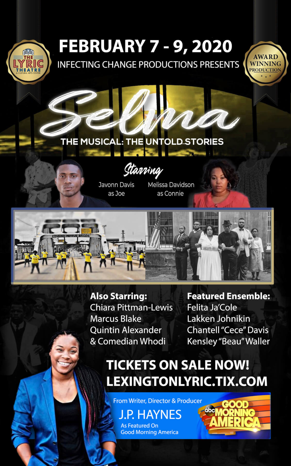 Selma the Musical: The Untold Stories