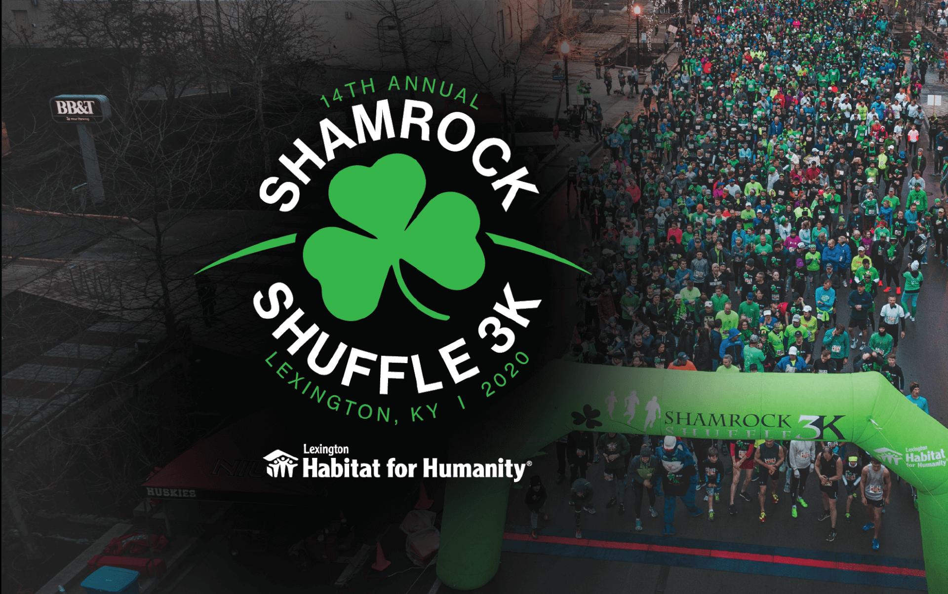 Shamrock Shuffle 3k