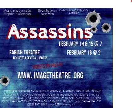 Assassins! The Musical