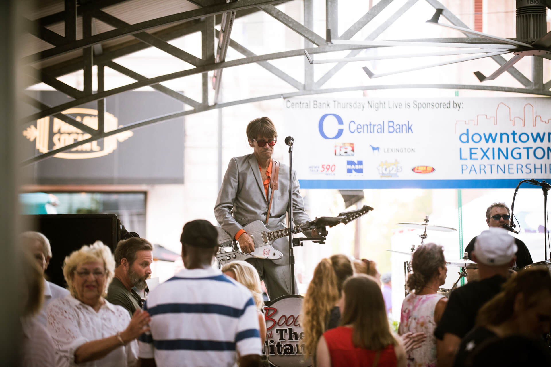 Central Bank Thursday Night Live at Fifth Third Bank Pavillion