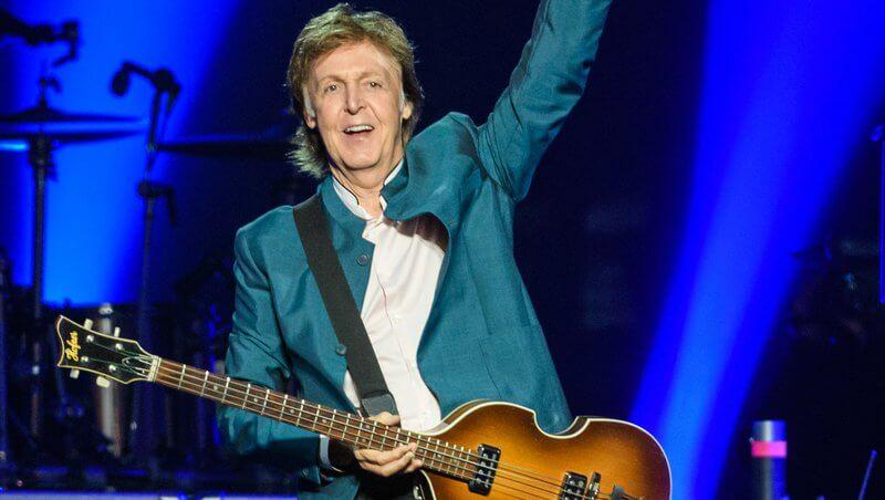 Paul McCartney World Tour
