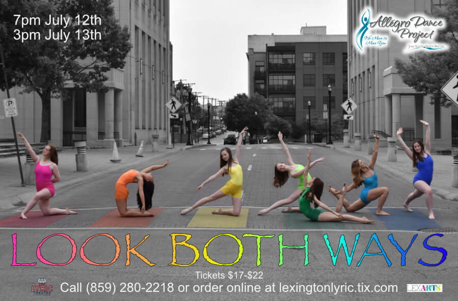 Allegro Dance Project presents Look Both Ways