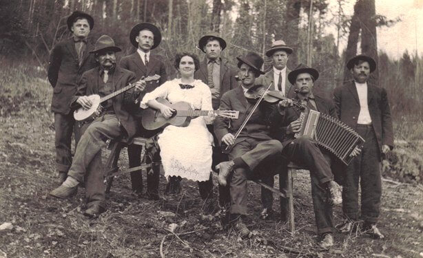 Old Time Jam Session