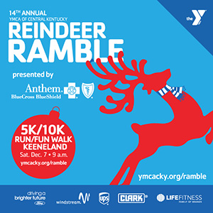 14th annual Reindeer Ramble