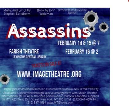 Assassins! The Musical