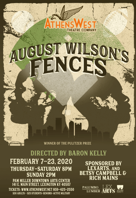 AthensWest Theatre Company: August Wilson's Fences