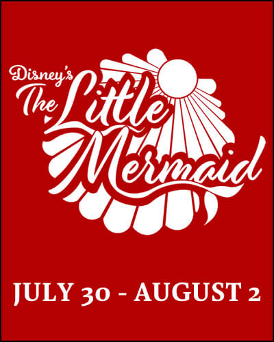 Disney's The Little Mermaid by the Lexington Theatre Company